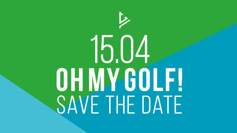 OH MY GOLF ! – Découvez le golf ce 15 avril !