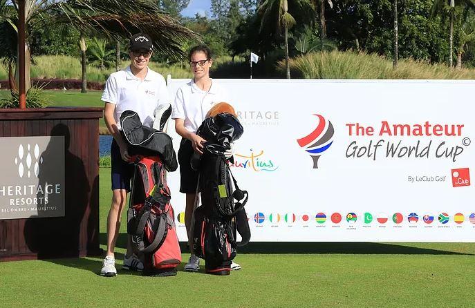 Victoria et Charles Meunier représentent la Belgique à la finale de l'AGWC !